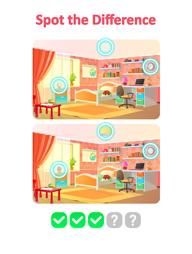 Find The Differences android2mod screenshots 11