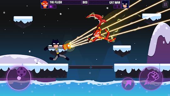 Spider Stickman Fighting 2 – Supreme stickman duel 2