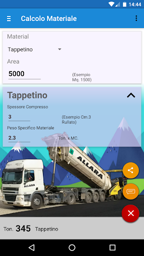AsphCalcPro 3.08 screenshots 1