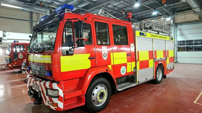 Have your say on fire service corporate plan