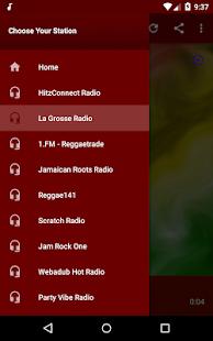 Top Reggae Stations - náhled