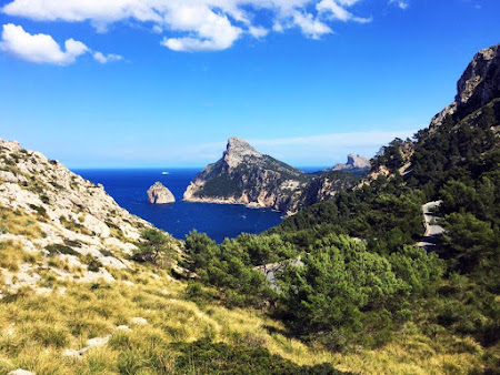 Mallorca: 31/03 - 07/04/18