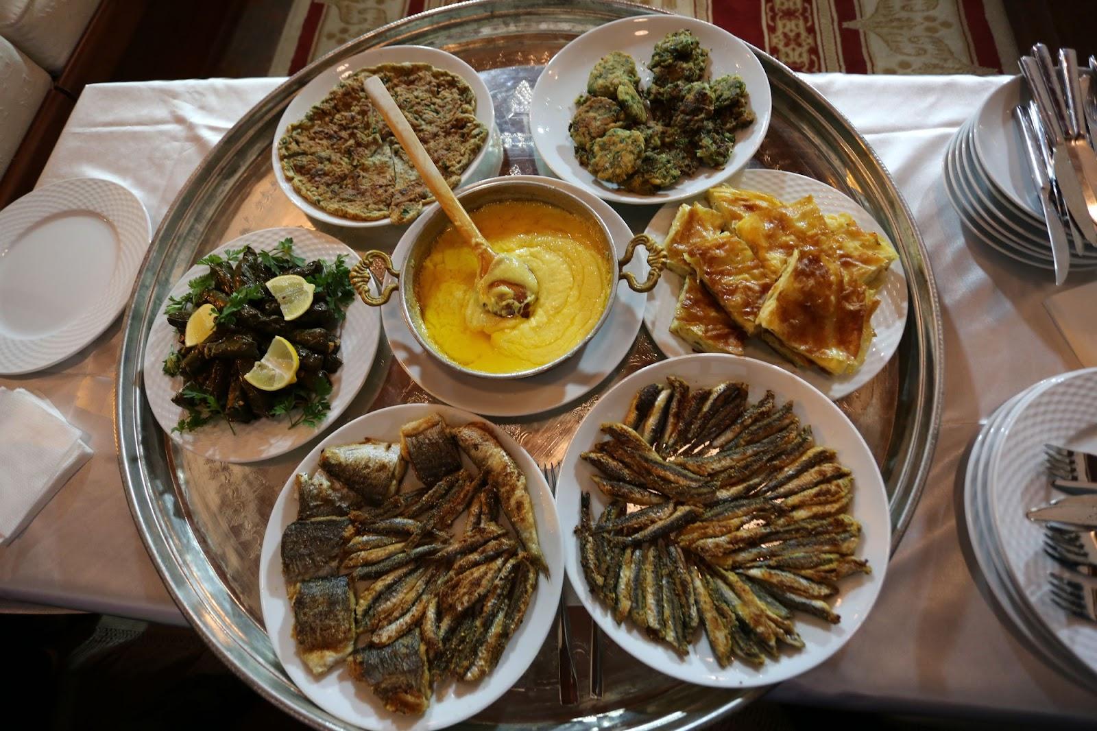 Черноморская кухня