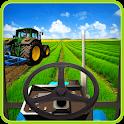 Drive Tractor Simulator icon