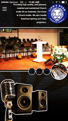 Lion's Roar Church Audio