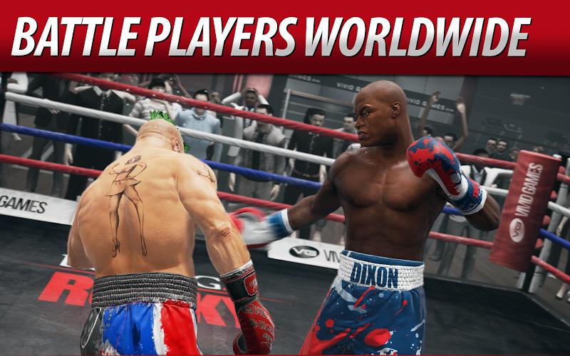 Real Boxing 2 ROCKY Screenshot 2