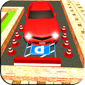 Car Simulator Multi Level LTV Speed Parking Game