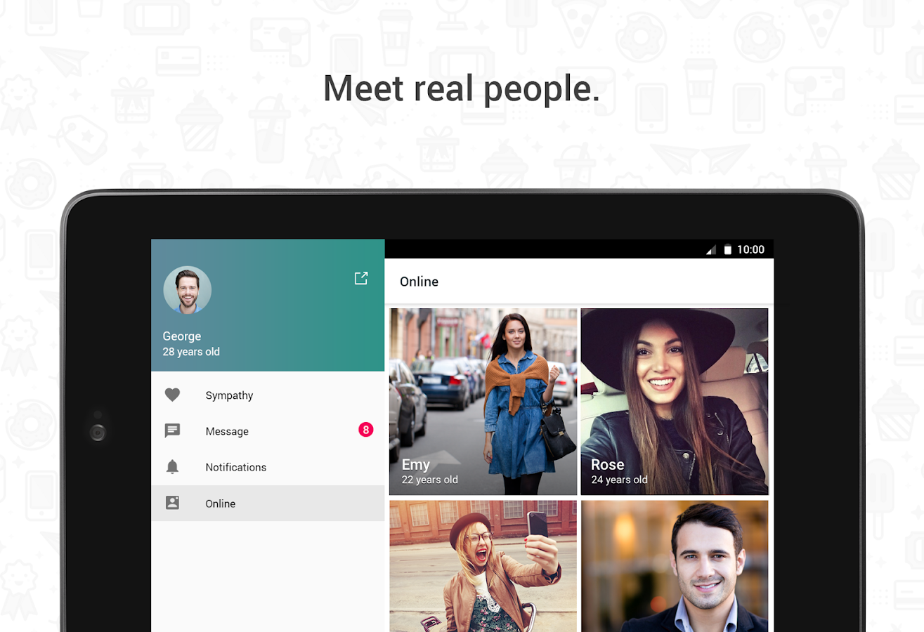 Hitwe - meet people and chat- screenshot