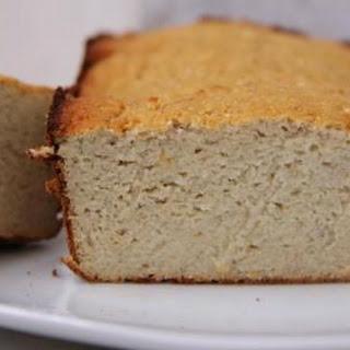 Cauliflower Bread (Coconut Flour).