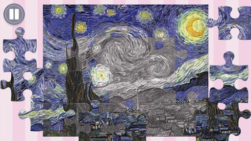 Van Gogh Puzzle 梵谷拼圖