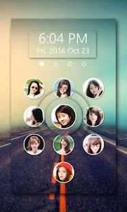 photo keypad lockscreen- screenshot thumbnail