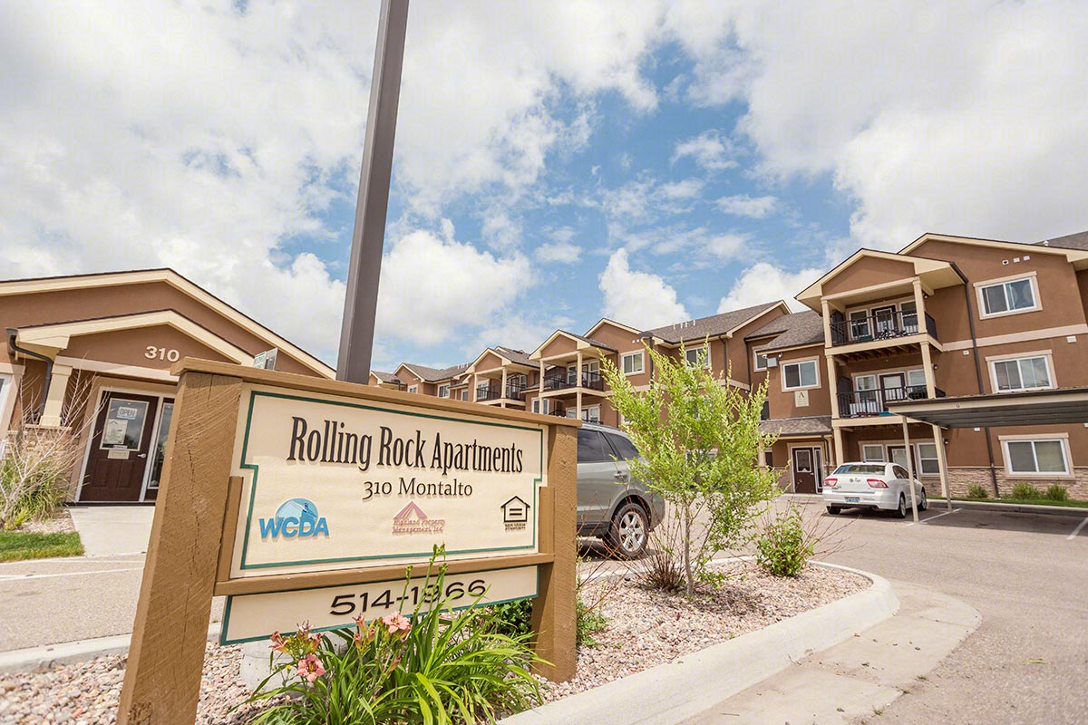 rolling rock apartments in cheyenne, wyoming | highland property