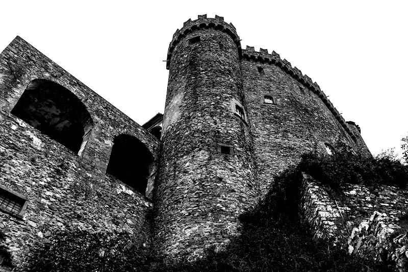 Castello di Fosdinovo di Filippo Ceragioli