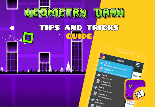 Guide for Geometry Dash