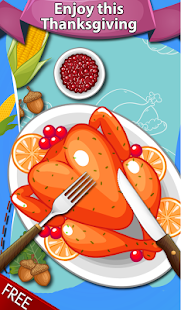 Turkey Roast-Cooking games - náhled