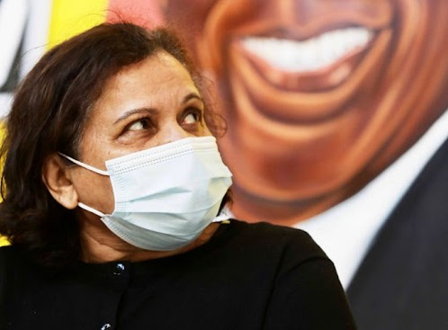 Jessie Duarte dangles heritage carrot in front of Bo-Kaap voters