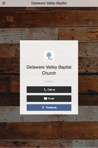 Delaware Valley Baptist Church