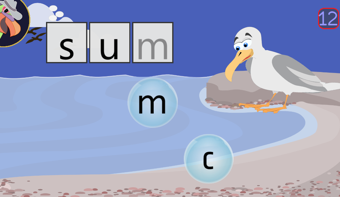 Phonics - Sounding out Words- screenshot