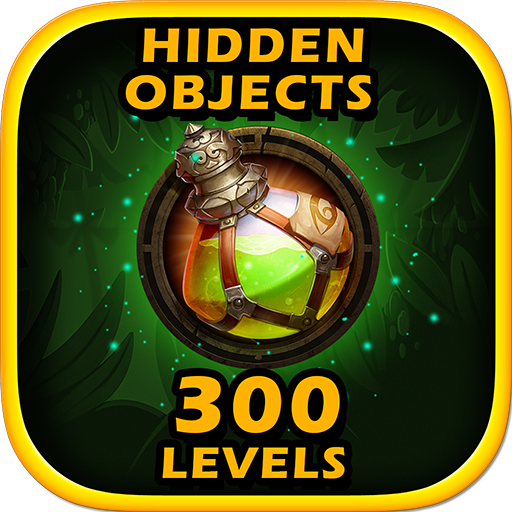 🔎 Hidden Objects Games 300 Levels Free