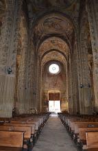Photo: Navata centrale dall'altare maggiore