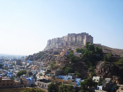 Mehrangarh Fort, Jodhpur – A Photo Essay