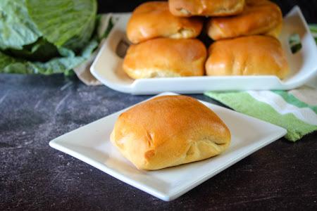 Grandma's Cabbage Burgers! Recipe