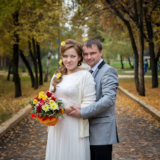 Wedding photographer Sergey Dvoryankin (dsnfoto). Photo of 16.10.2017