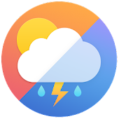 Weather App - Lazure: Forecast & Widget