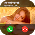 AX Fake Call - Fake Caller ID & Prank Call icon