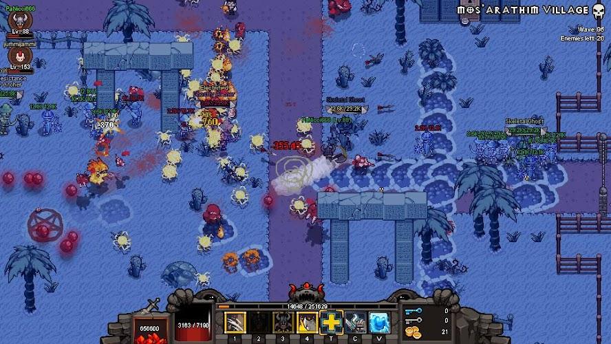 Hero Siege Hack Apk Mod v2.0.4 (Unlimited Gems) - screenshot