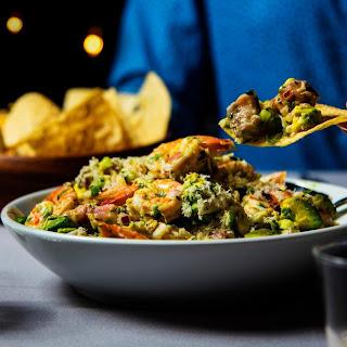 Marinated Seafood Salad (Veuva la Vida).
