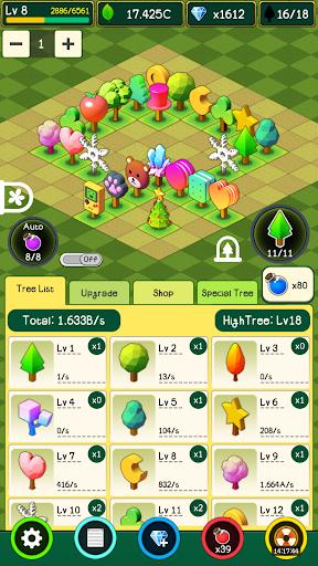 Combine Tree in forest : TreeClicker 9.6 screenshots 8