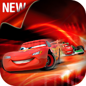 Ultimate Lightning Mcqueen Race