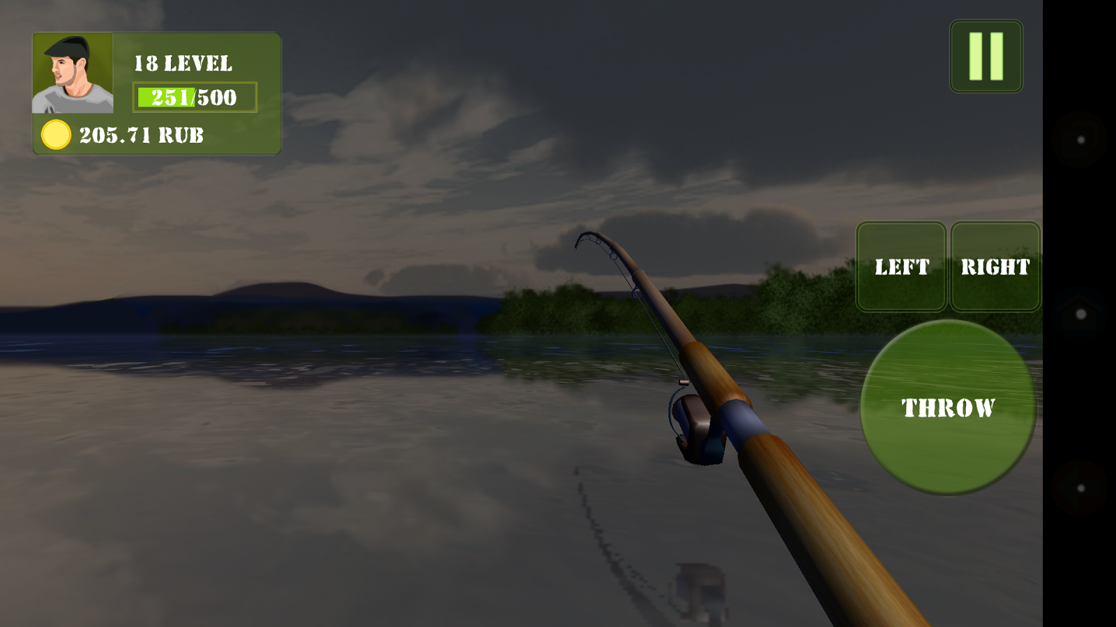 Fishing 3d great lakes 4 android apps on google play for Best fishing game android