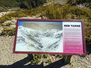 Photo: The next morning I took the walk up to the Red Tarns, on the west side of the valley.
