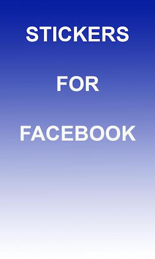 Stickers for Facebook 1.4 screenshots 1
