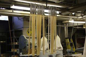 Photo: Wood shop