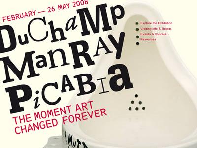Duchamp, Man Ray, Picabia