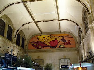 Paris Austerlitz Station