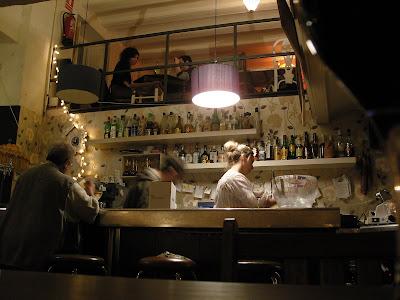 A bar is Born
