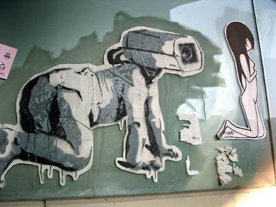 Some excellent street art