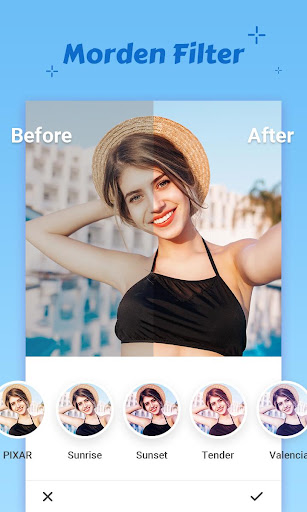 Air Camera- Photo Editor, Collage, Filter 1.8.1.1002 screenshots 2