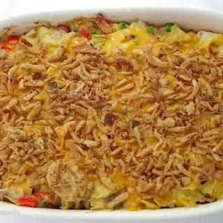 Best Ever Tuna Noodle Casserole
