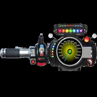 Moto Simulator - náhled