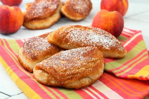 Aunt Helen's Fried Peach Pies
