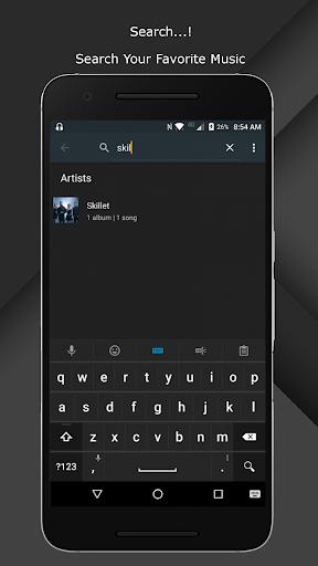 Bass Music Player: Free Music App on Google play 1.6 screenshots 5