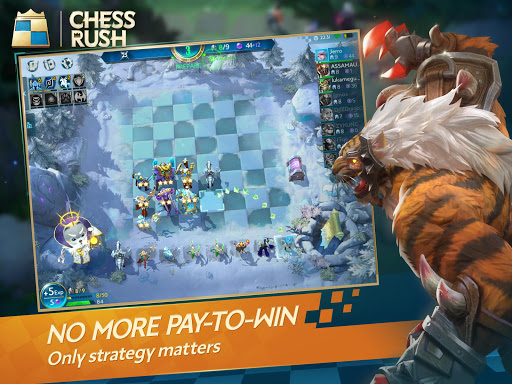 Chess Rush apkpoly screenshots 4