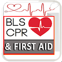 Basic Life Support BLS, CPR & First Aid Exam Guide icon