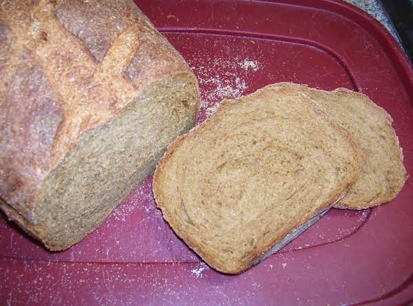 Anadama Lemon Rye Bread Recipe
