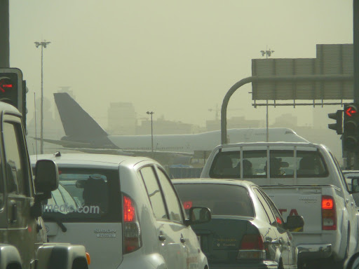 THE EFFECT OF LAND TRANSPORT POLLUTION ON SOCIETY AND ITS POSSIBLE CONTROL